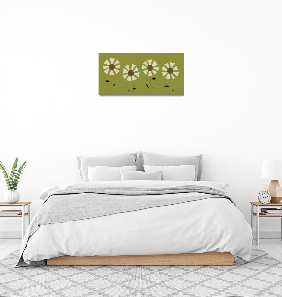 """""""Witco Daisies""""  (2014) by DMibus"""
