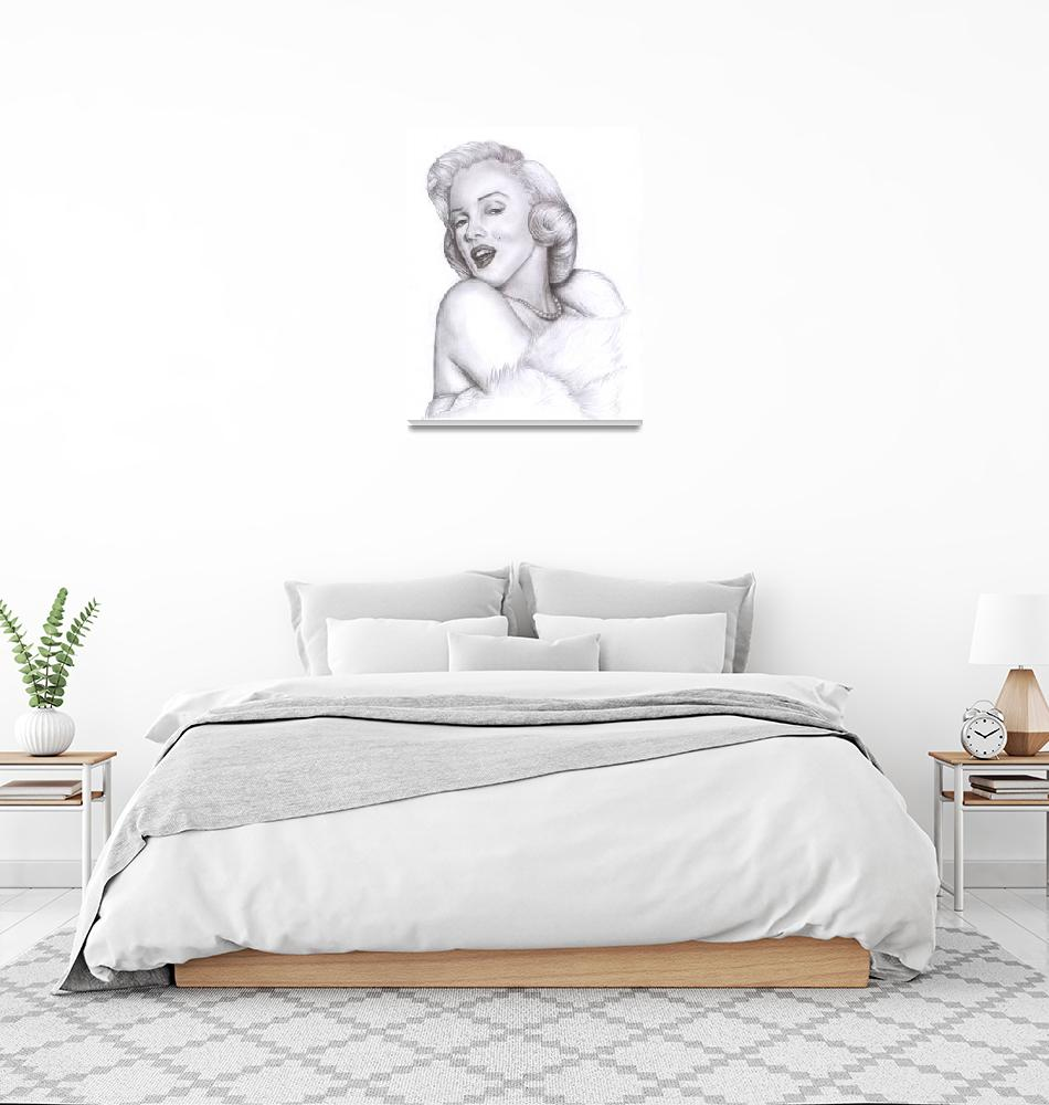 """""""Marilyn""""  (2007) by Provodkative"""