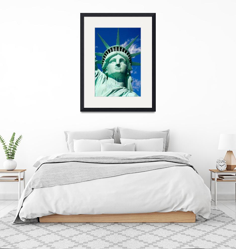 """""""Statue of Liberty"""" by Donald_R_Swartz"""