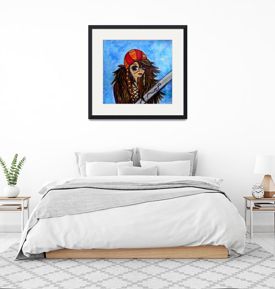 """""""Pirate-ess""""  (2010) by kelly-cheyanne"""