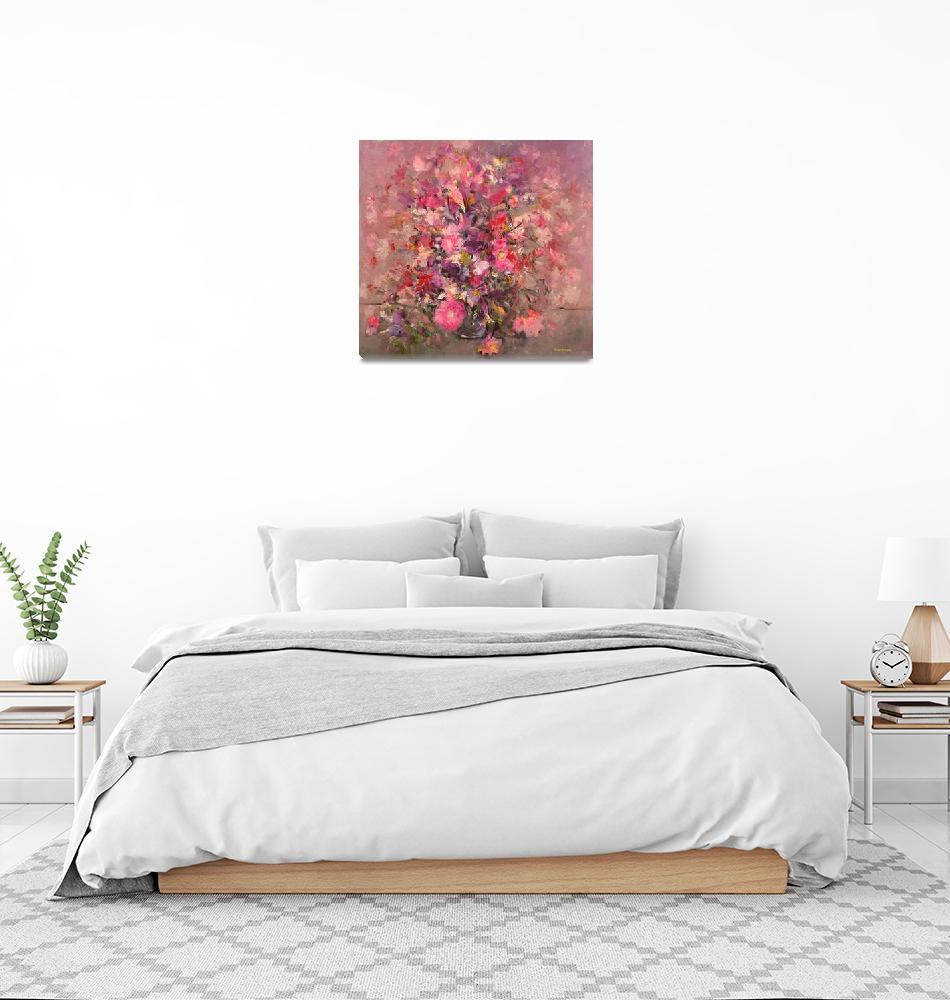 """Floral Bouquet""  (2000) by zampedroni"