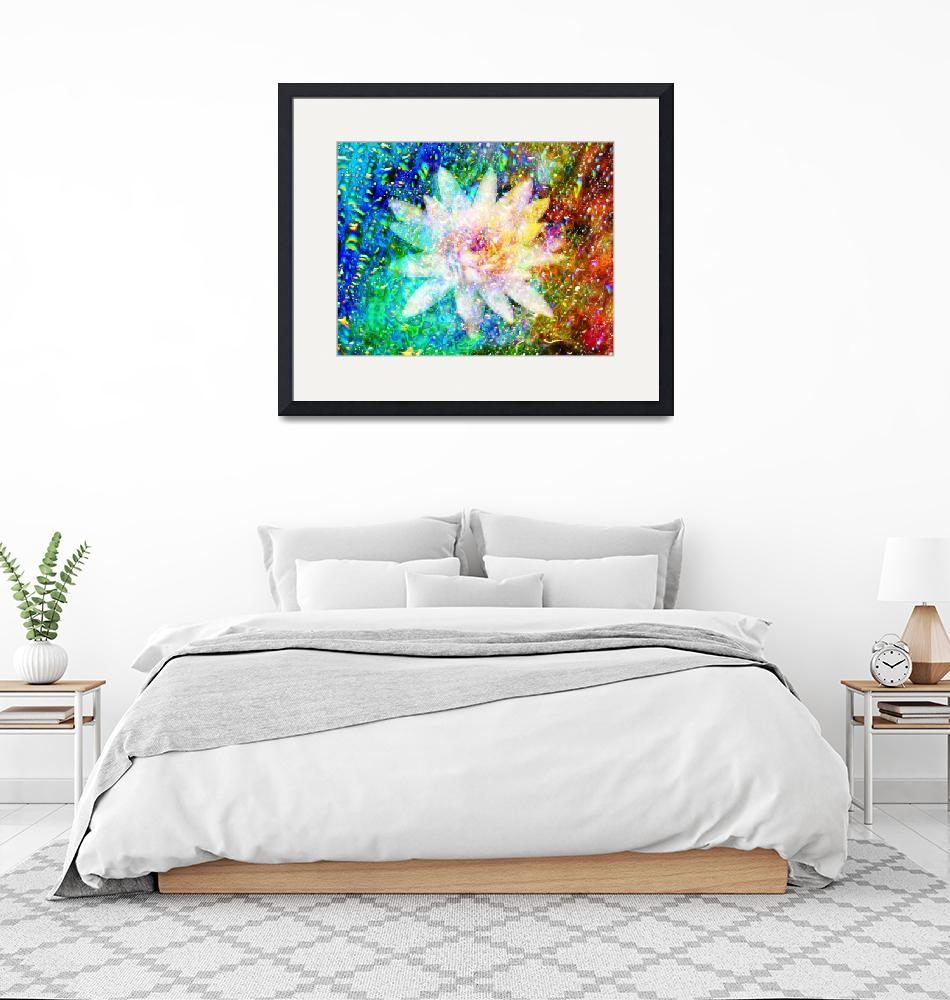 """""""iridescent lily""""  by Art_by_Lilia"""