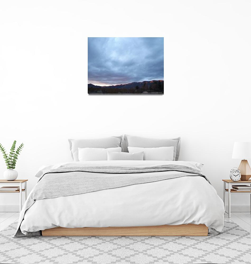 """""""Storms and Silver Sky""""  (2013) by Wintercreeks"""