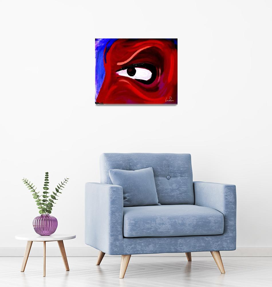 """The Red Eye""  by douglarue"