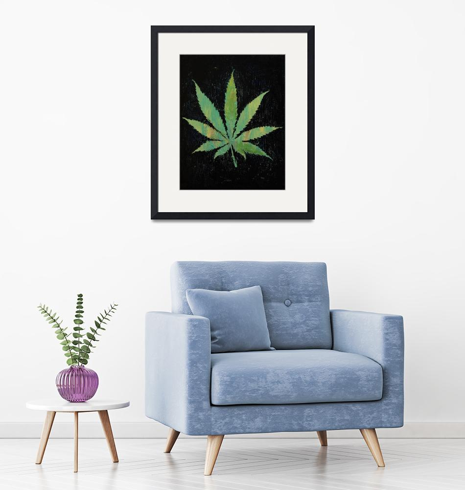 """""""Pot Leaf""""  by creese"""