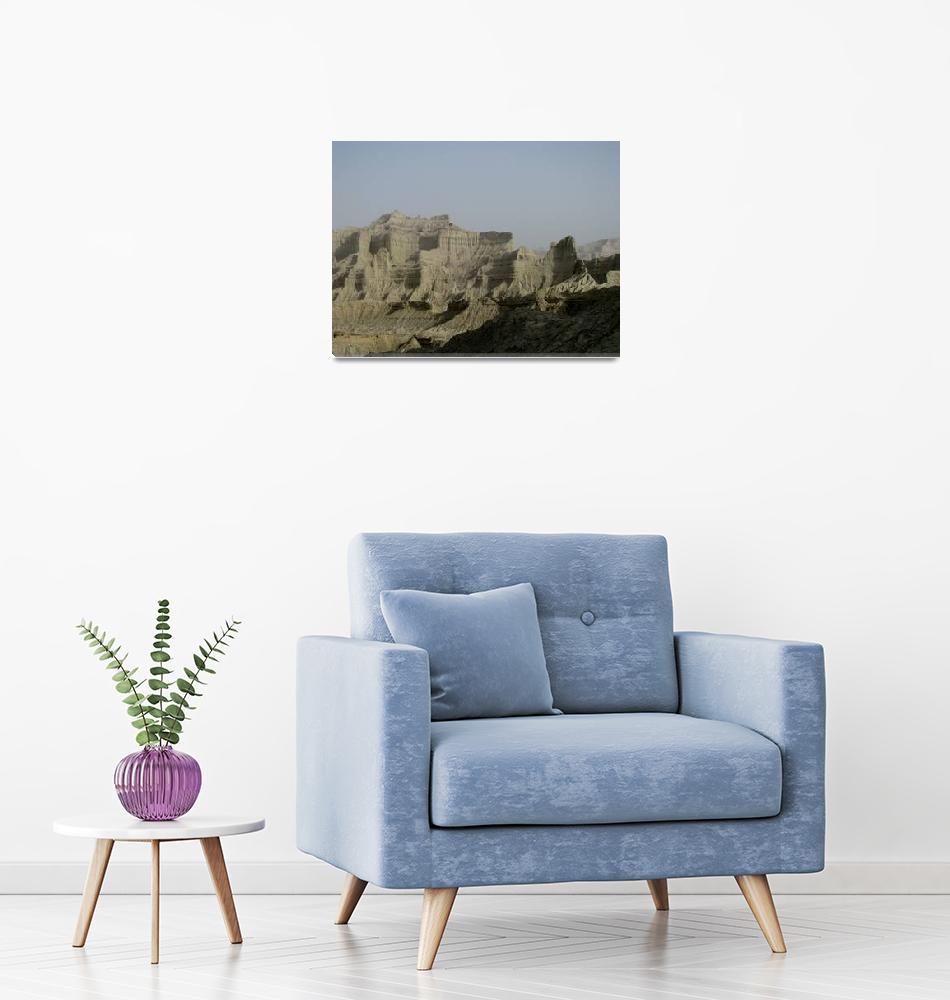 """Hingol Mountains 02 IMG_97574""  (2009) by davies"