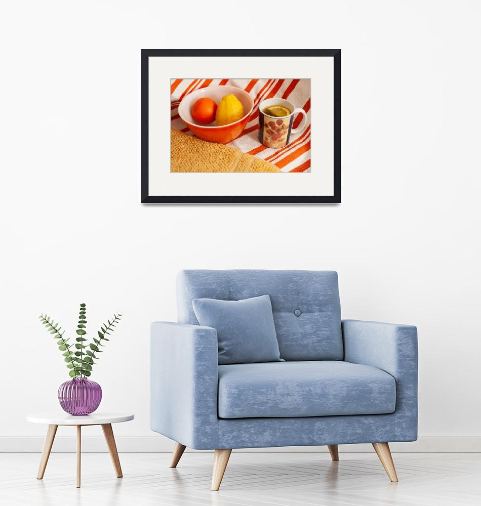 """""""Orange and Yellow""""  (2019) by JeanniesPhotography"""