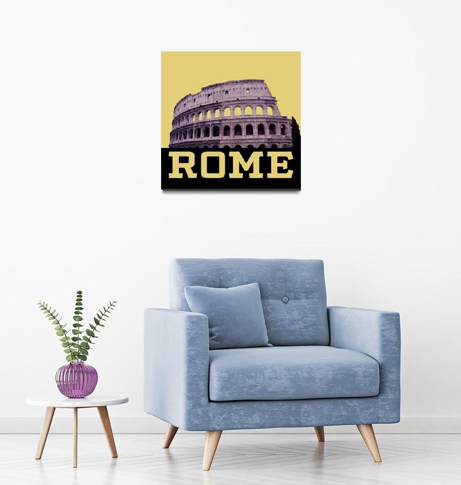 """""""ROME""""  (2015) by thegriffinpassant"""