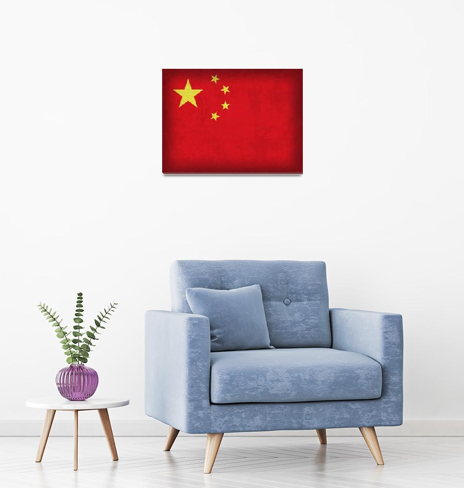 """""""China""""  by artlicensing"""