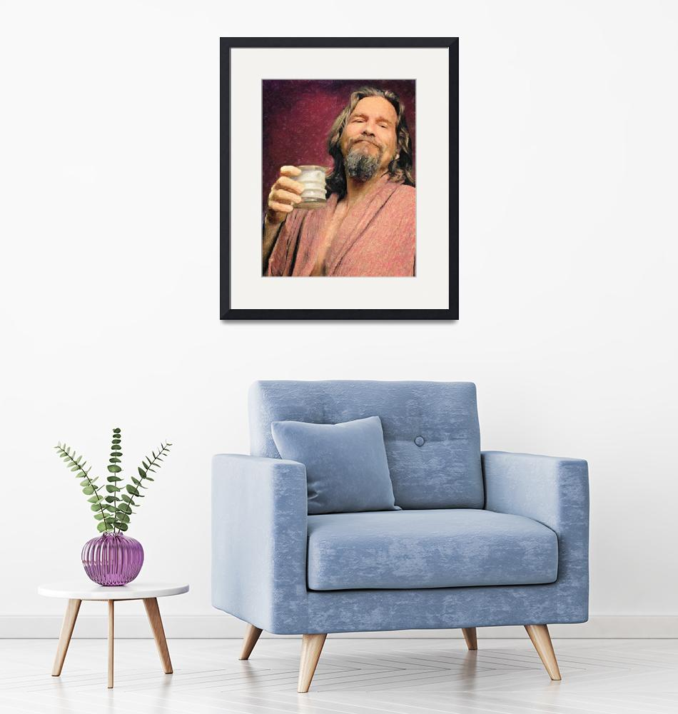 """""""The Dude""""  (2018) by taylansoyturk"""