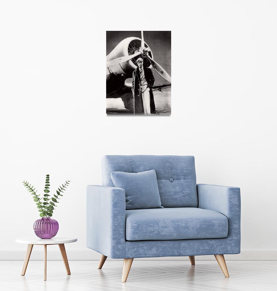 """Howard Hughes - American Aviator""  (2018) by BritishYank"