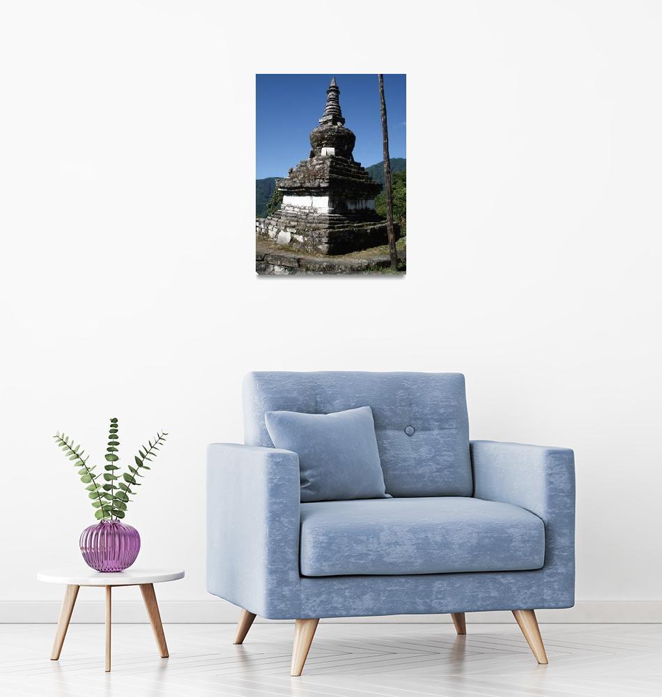 """""""stupa""""  (2008) by photocollect"""