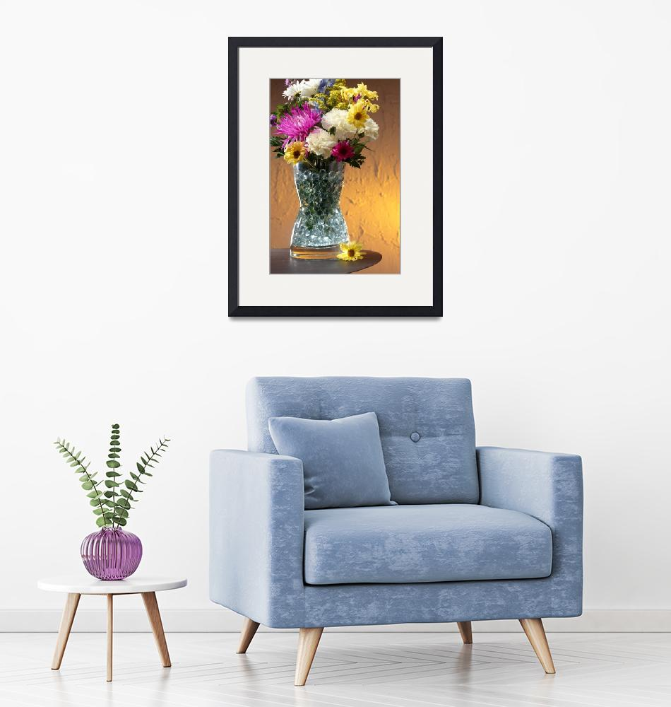 """""""floral vase 2""""  (2005) by atlasphotographic"""