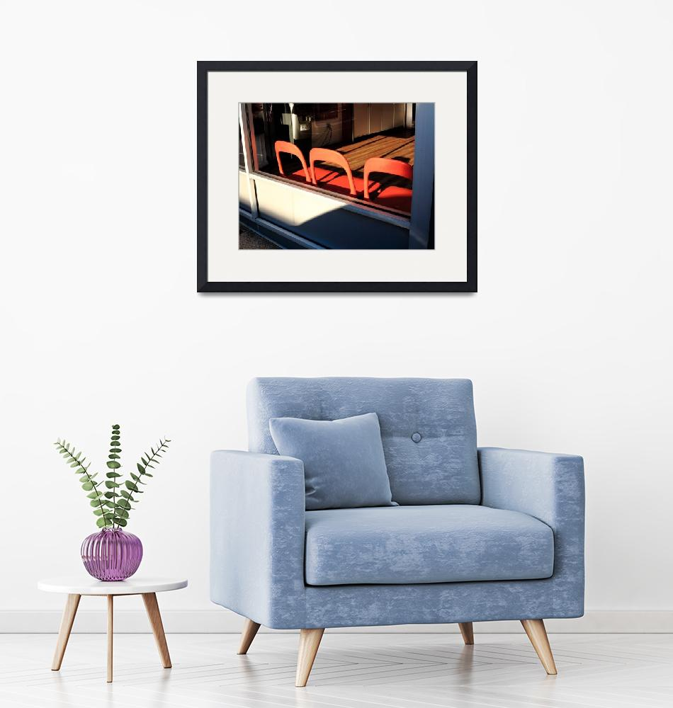 """""""Hackensack, NJ -  Waiting Room 2018""""  (2018) by Ffooter"""