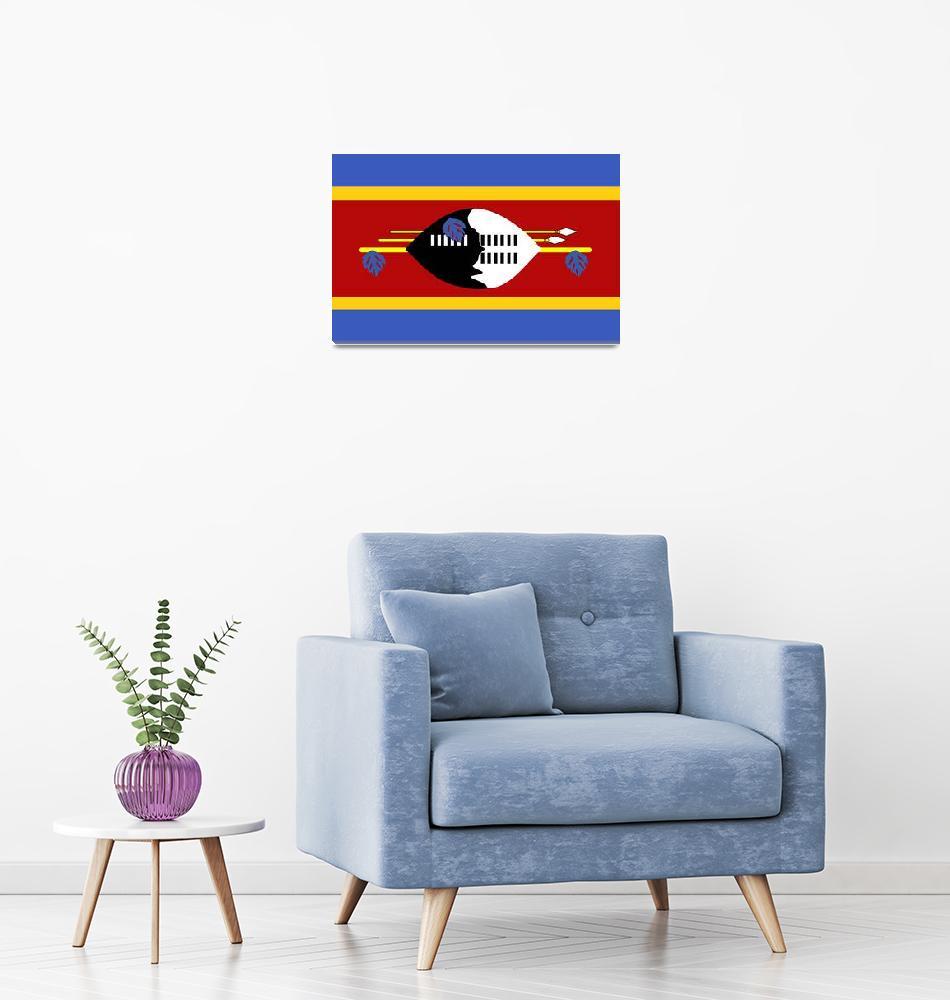"""""""Swaziland""""  by tony4urban"""