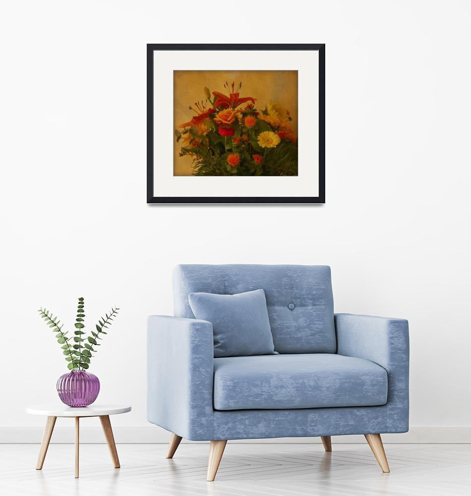 """""""Autumn Bouquet""""  by virtually_supine"""