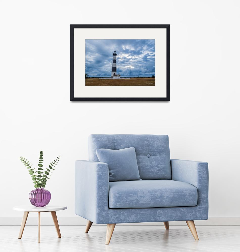 """""""Bodie Island Lighthouse"""" (2018) by WildAboutNaturePhotography"""