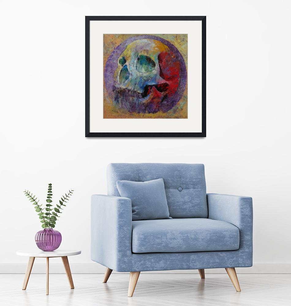 """""""Vintage Skull""""  by creese"""