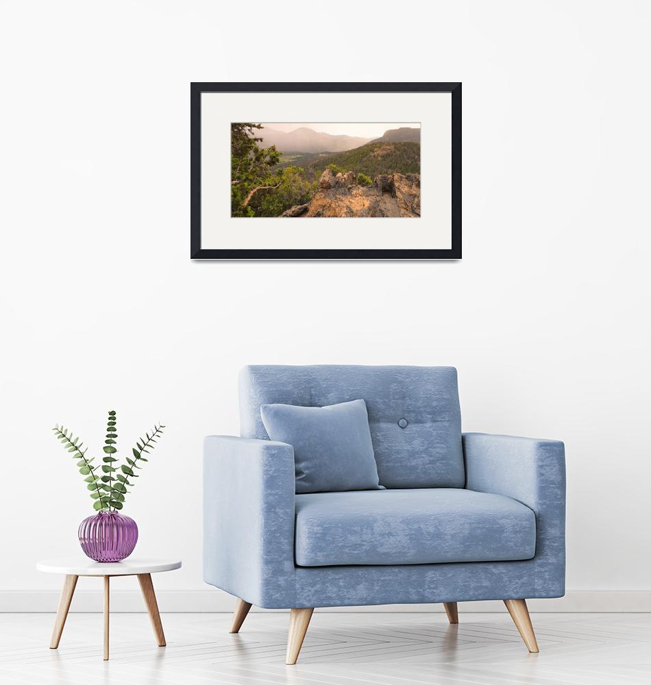 """""""Many Parks Overlook""""  (2018) by PadgettGallery"""