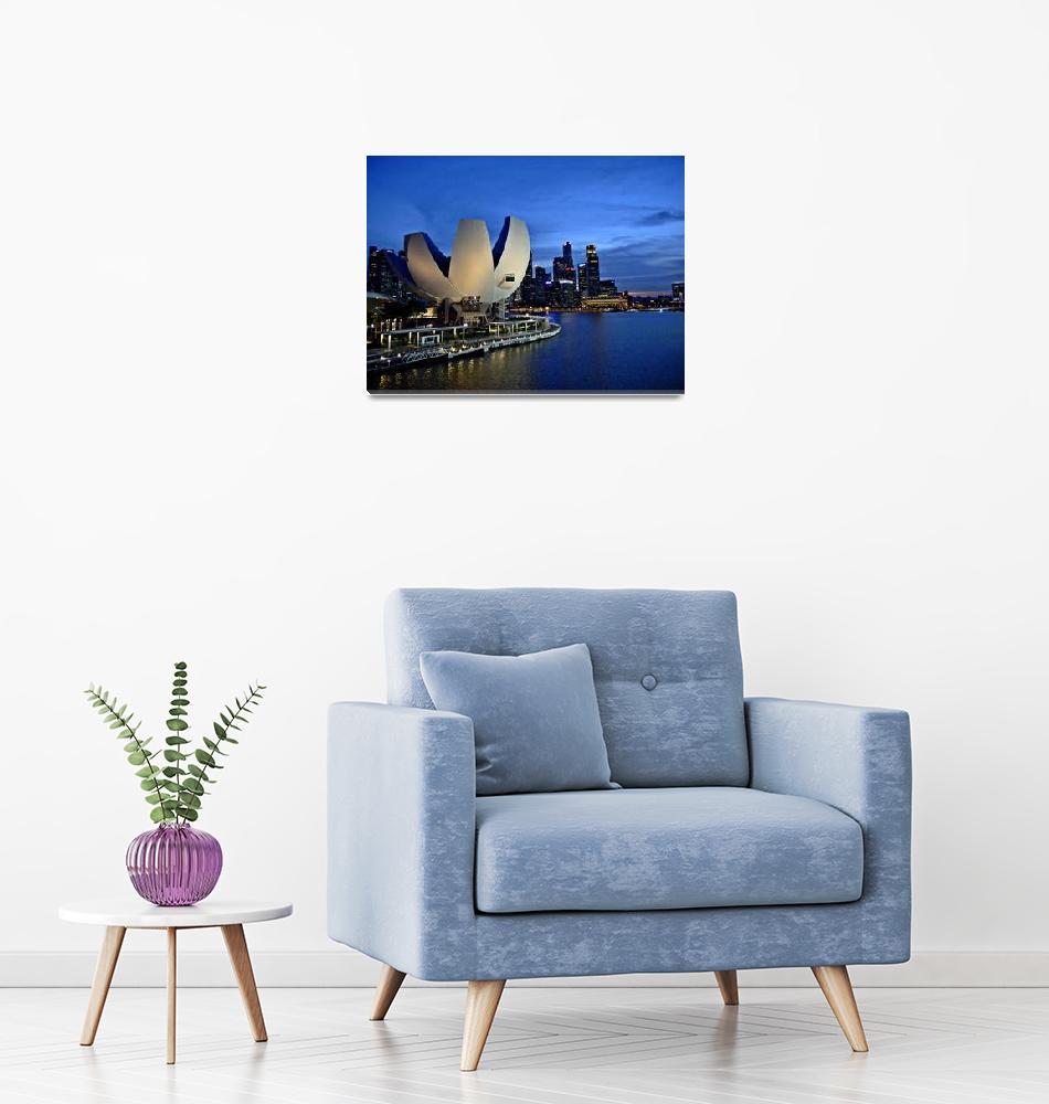"""Urban Landscape Singapore""  by LionCityGallery"