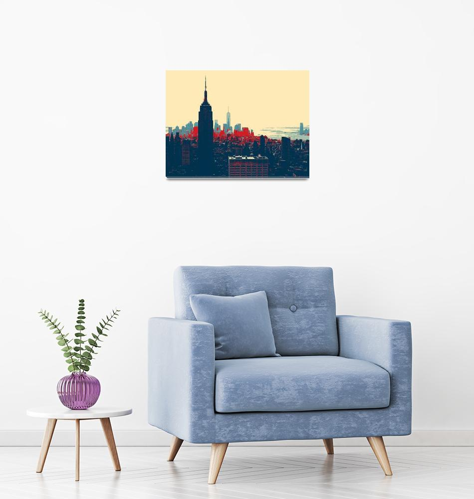 """""""new york art""""  by motionage"""