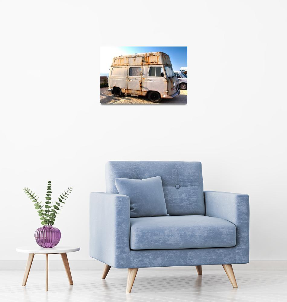 """""""The Camping Van: A Mirror of Portugal""""  (1997) by JoaoPonces"""