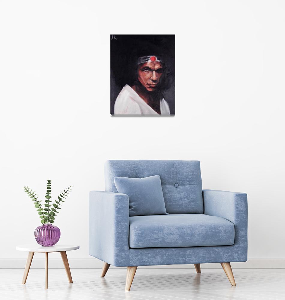 """""""Afro-Samurai""""  (2010) by stillts"""