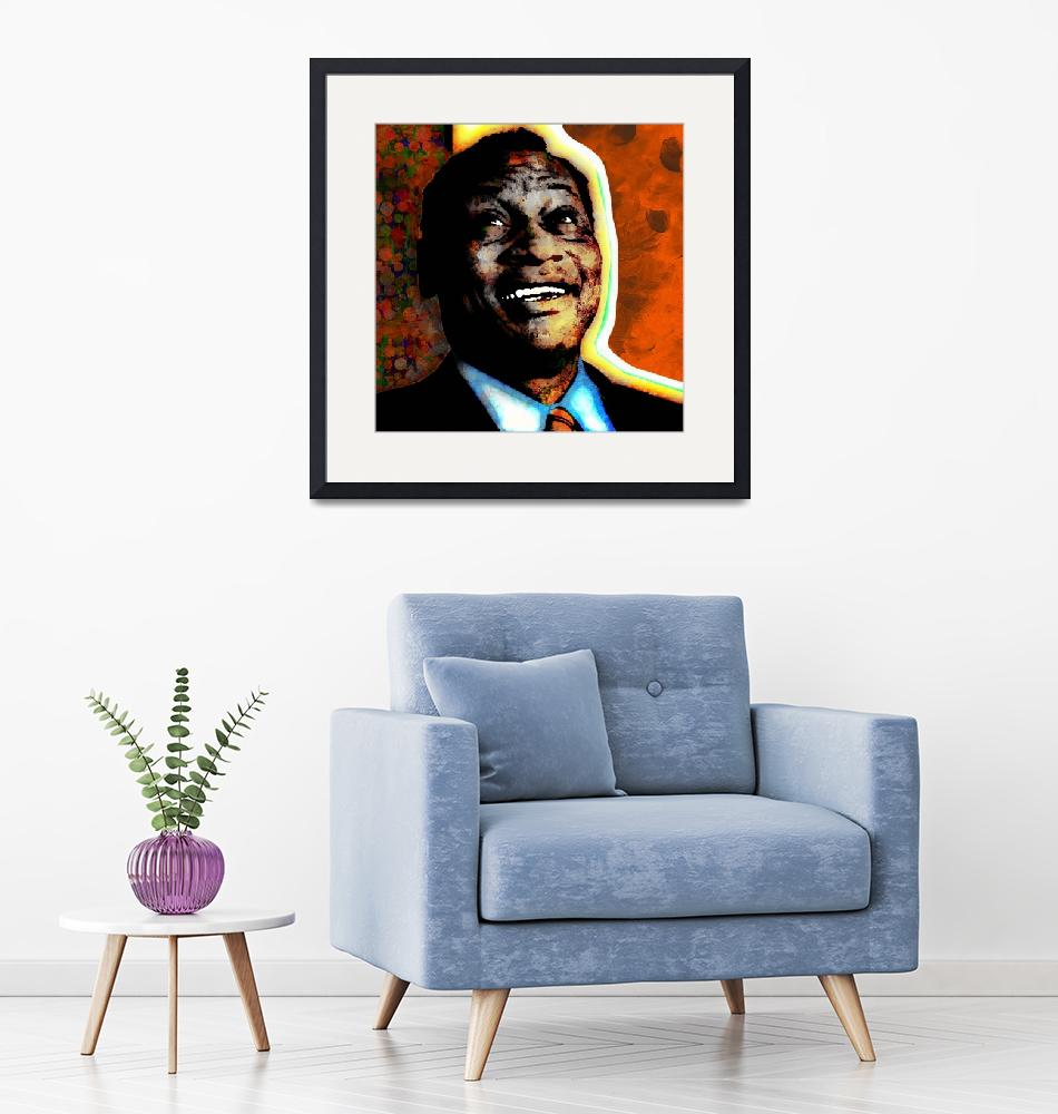 """""""PAUL ROBESON""""  (2017) by thegriffinpassant"""