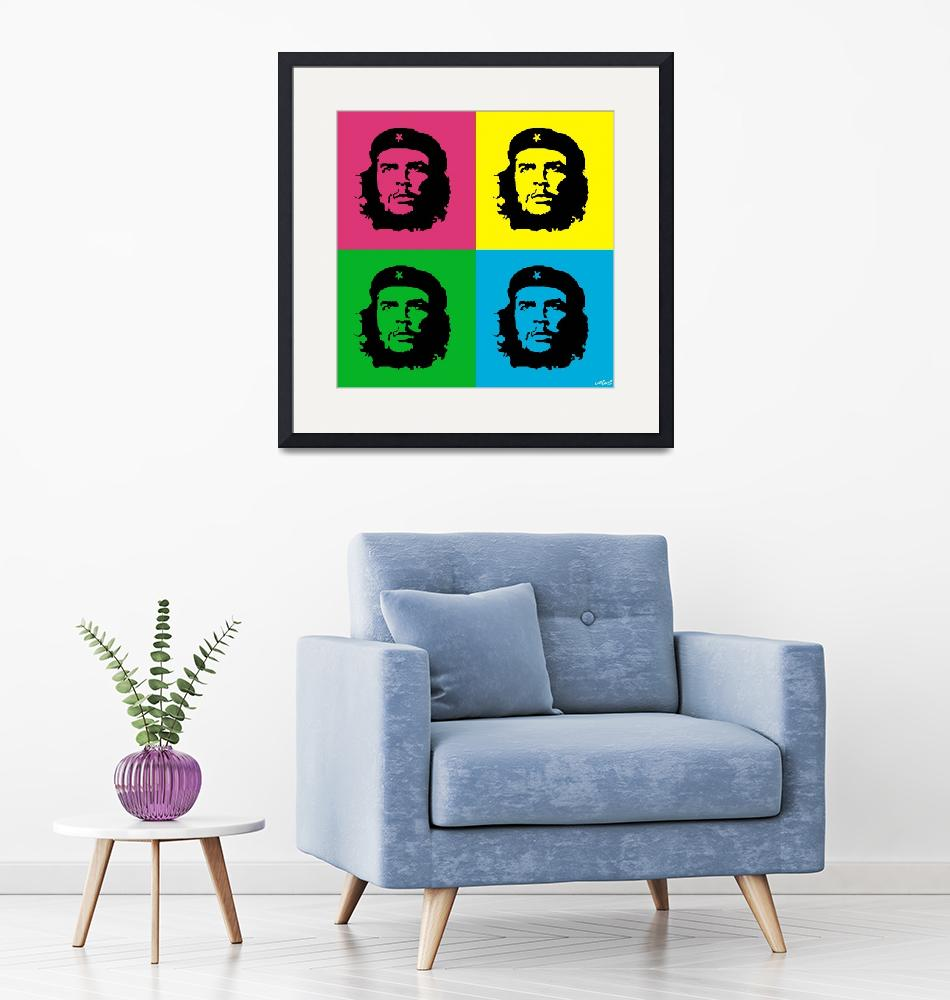 """THE UNITED COLOURS OF CHE GUEVARA""  by ShaneConnor"