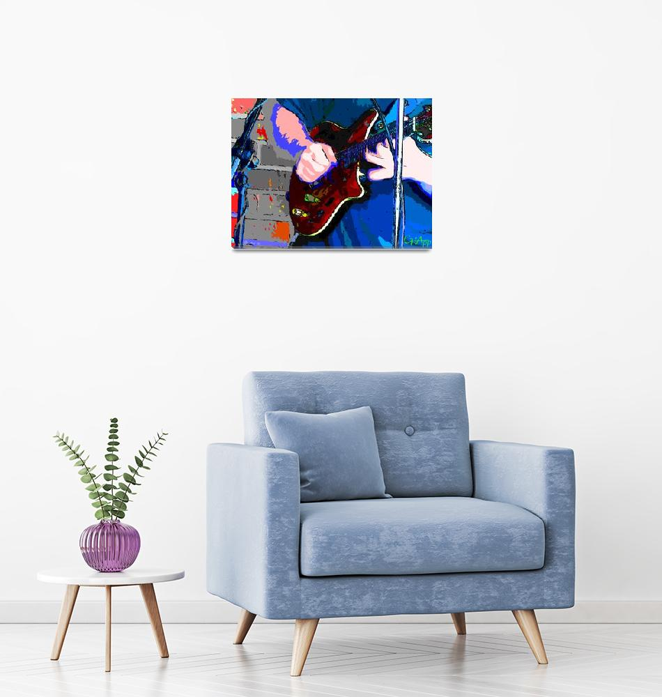 """""""Impressionist Five-String""""  (2014) by CHApperson"""