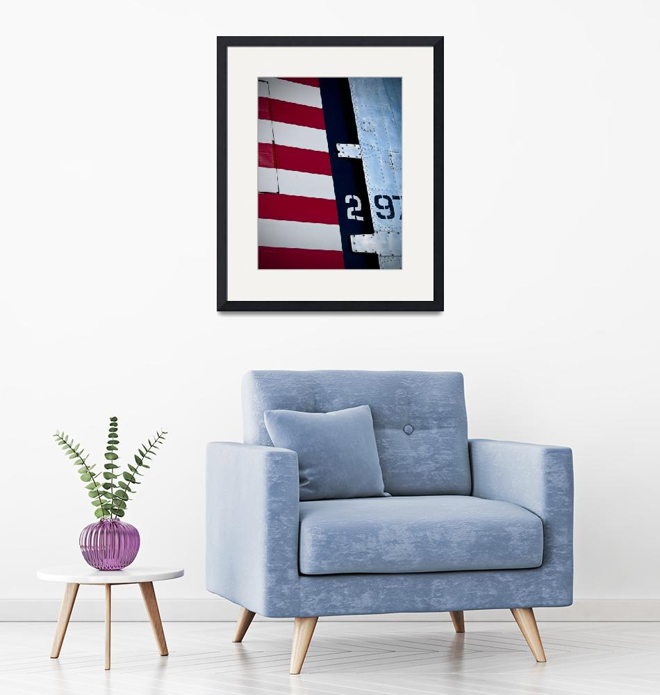 """""""Red, White & Blue""""  (2007) by JamesHowePhotography"""