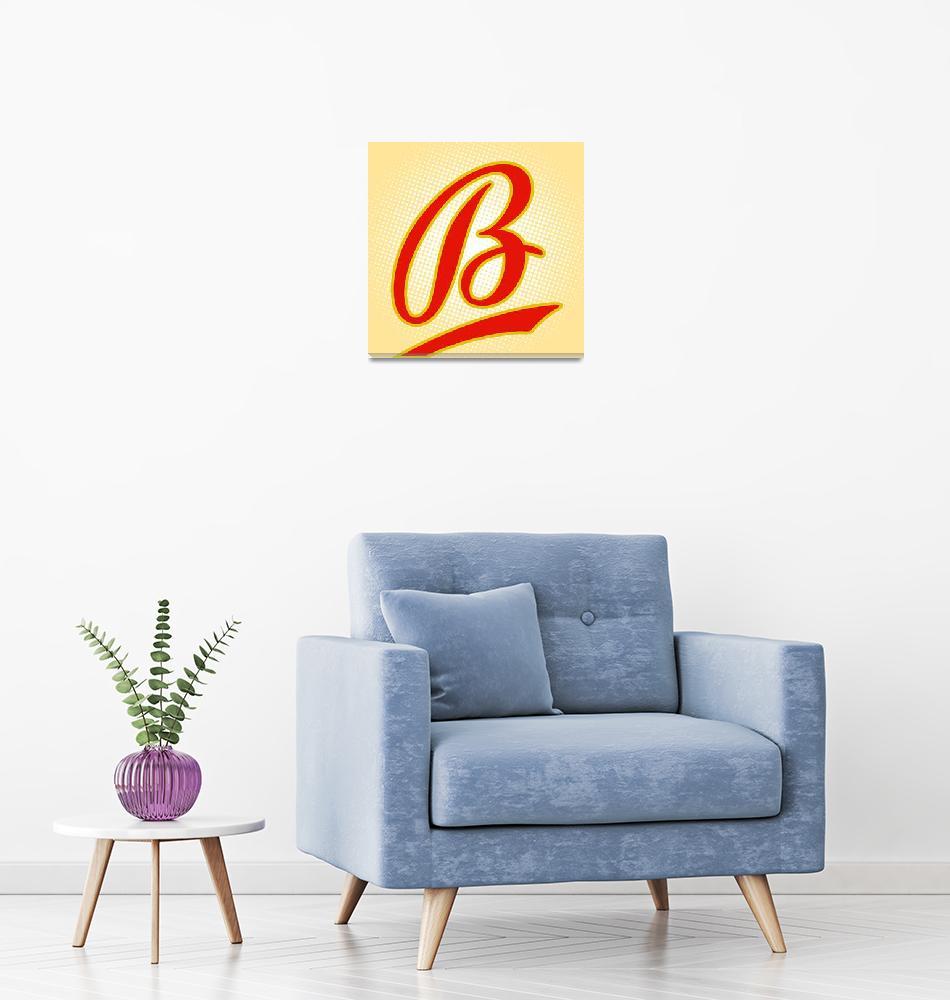 """""""B-Bass_Ale""""  by LetterPopArt"""