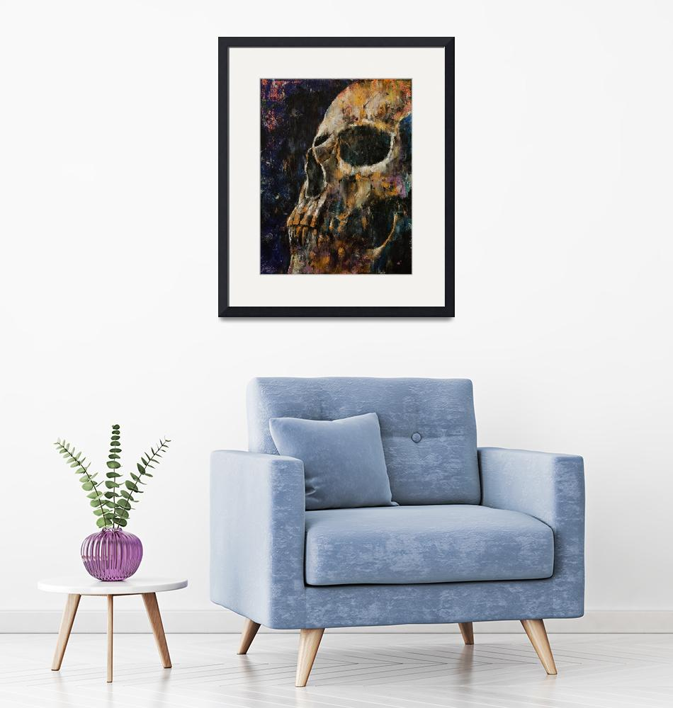 """""""Gold Skull""""  by creese"""