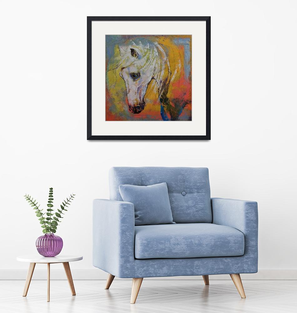 """""""White Horse""""  by creese"""