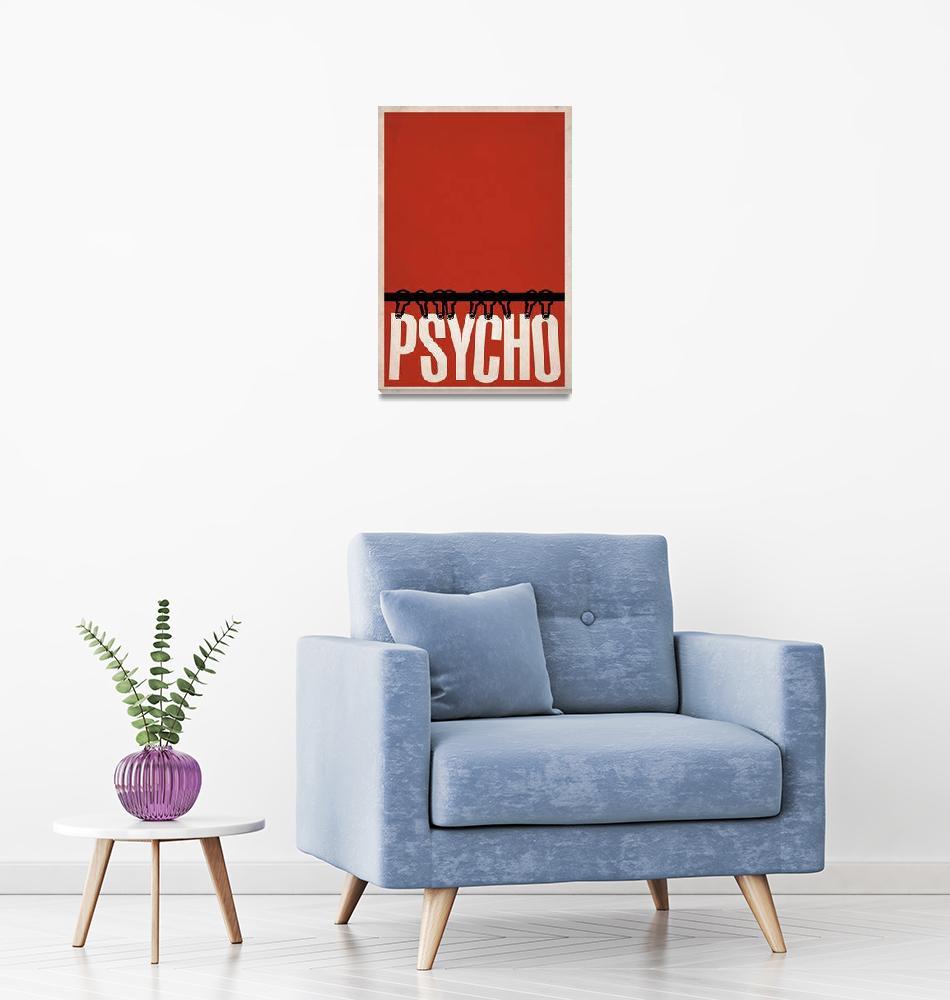 """""""Psycho""""  (2010) by BrickHut"""