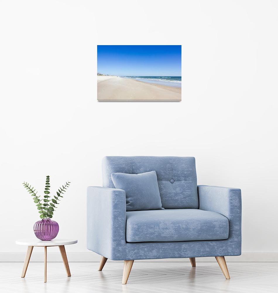 """SGI Beach""  (2013) by StGeorgeIslandFlorida"