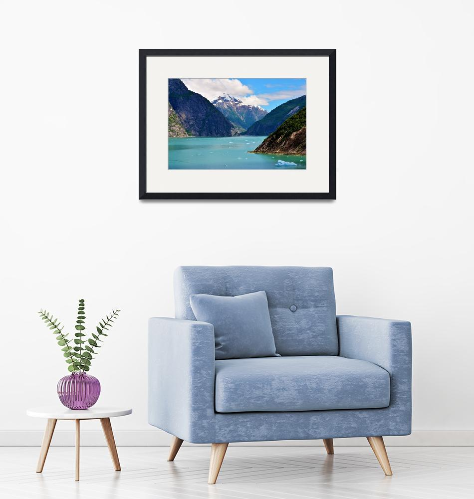 """""""Tracy Arms Fjord""""  (2014) by RE16"""