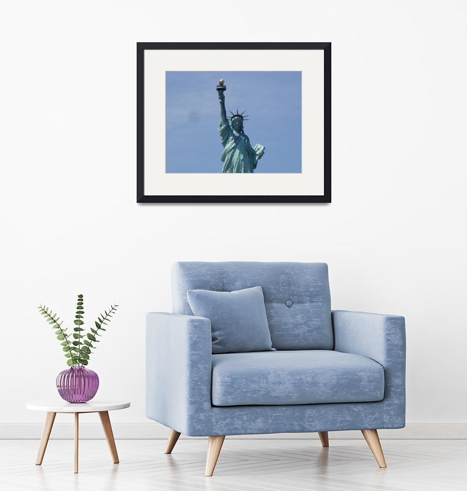 """""""Statue of Liberty, New York USA""""  (2008) by whateverdesign"""