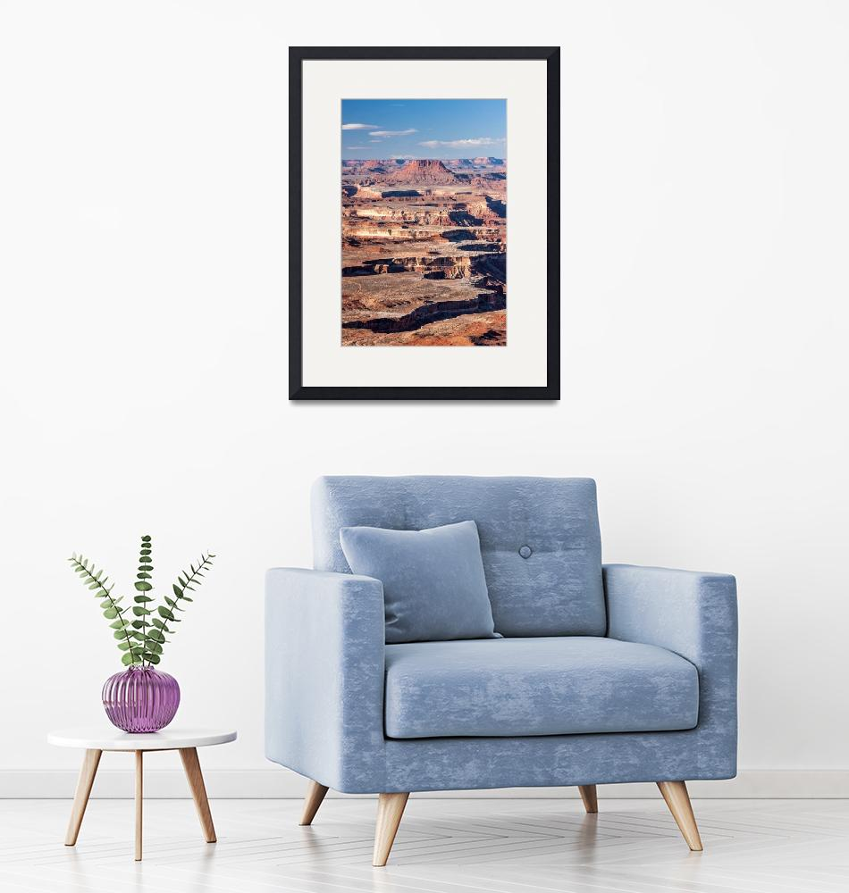 """Canyonlands Vertical""  by cyorkphoto"