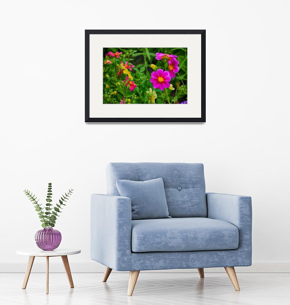 """""""Beautiful Flowers""""  (2018) by patsphotos"""