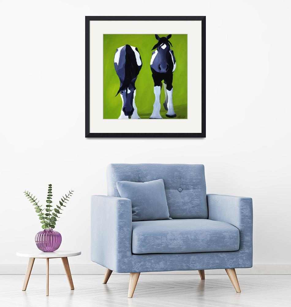 """""""The Blues Brothers""""  (2004) by LeslieAnneWebb"""