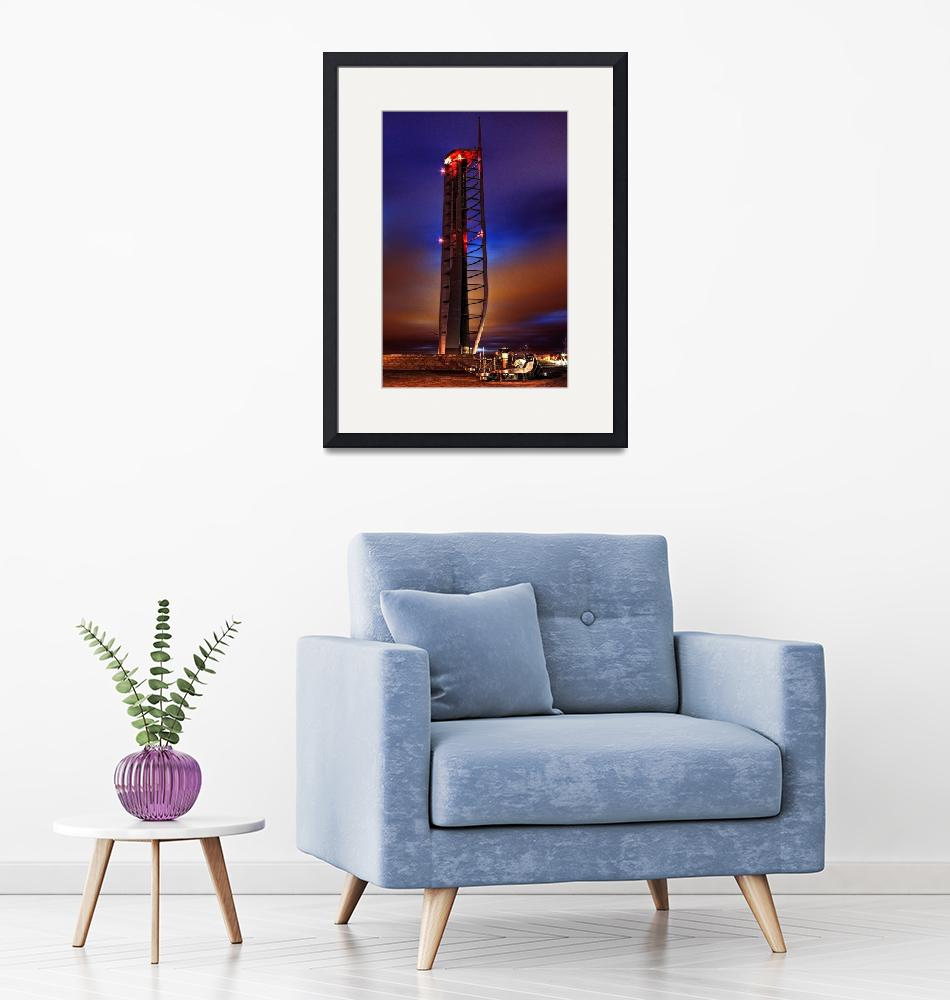 """""""The Glasgow Tower""""  by sauvagii"""