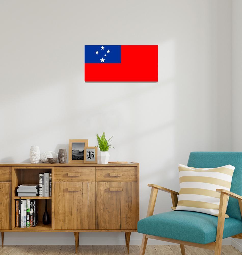 """""""Samoa""""  by tony4urban"""