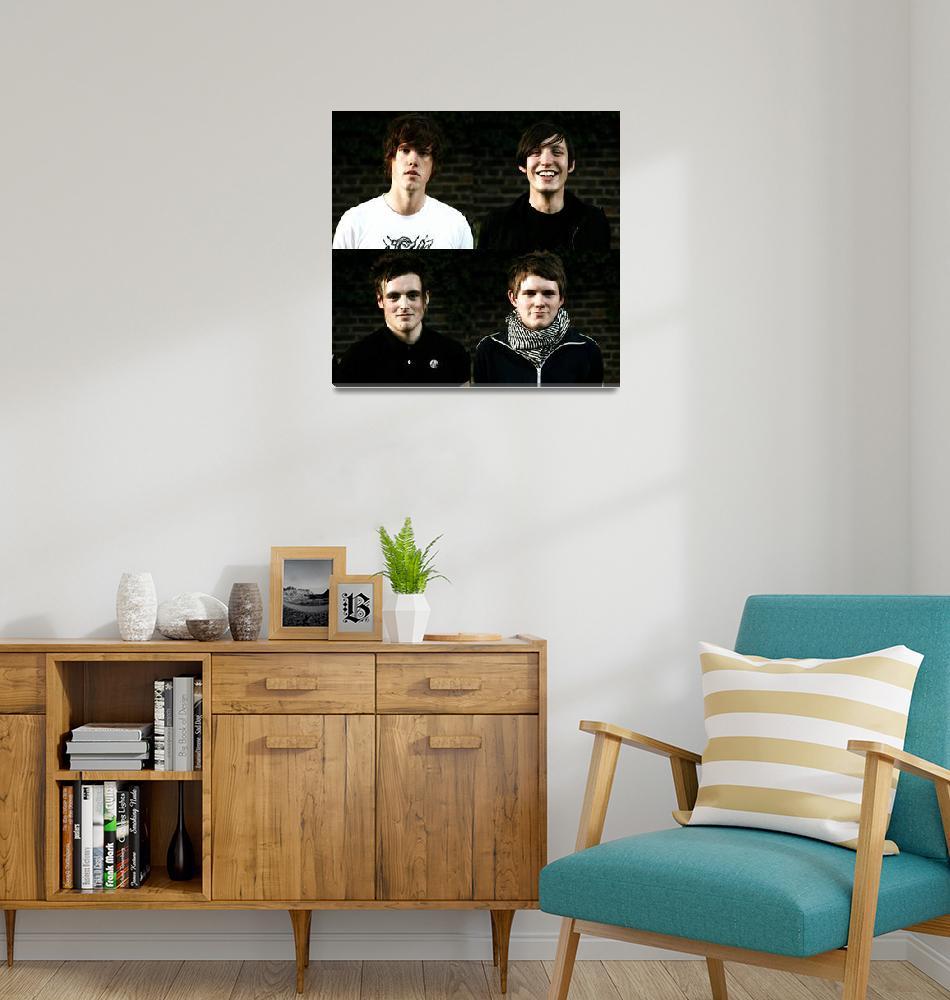 """The Ghost Revolution Portrait Shots""  by shortsharpshot"