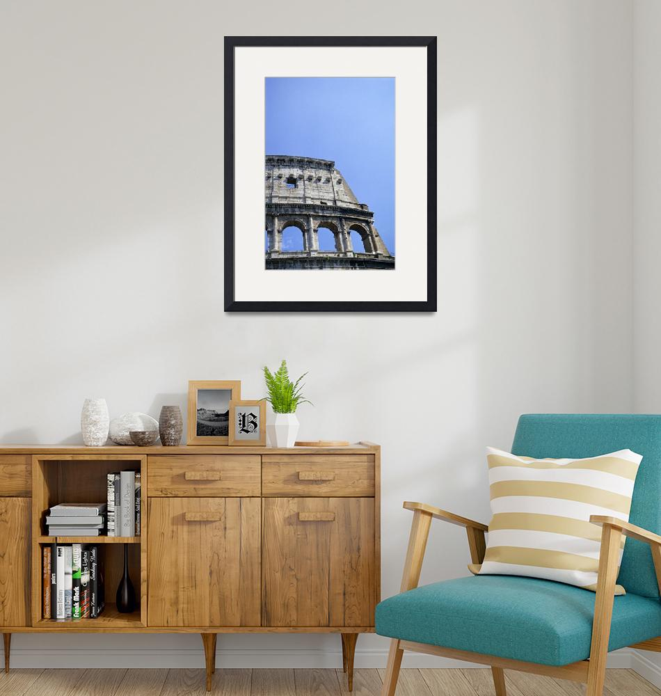 """""""Colosseo, Rome (Italy)""""  by petrsvarc"""