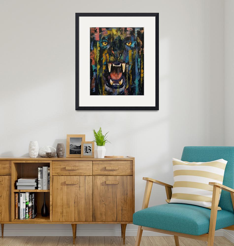 """""""Black Panther""""  by creese"""