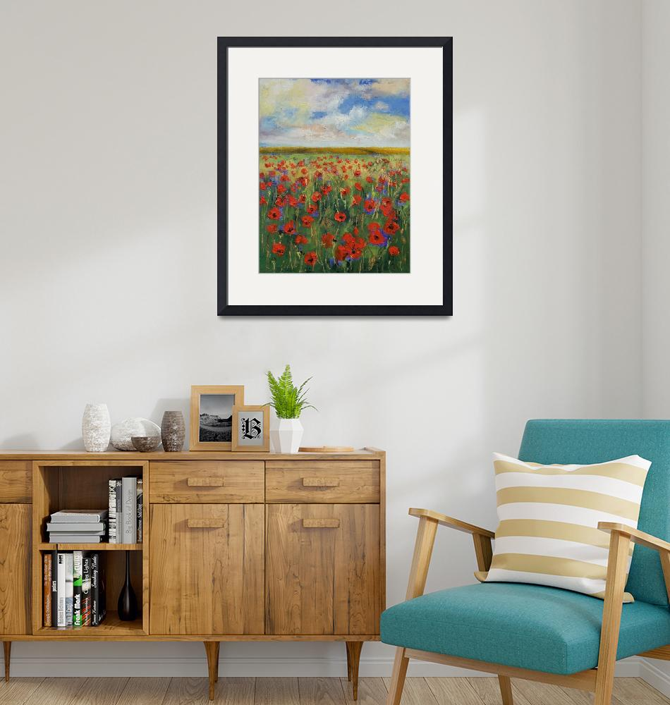 """""""Poppies"""" by creese"""
