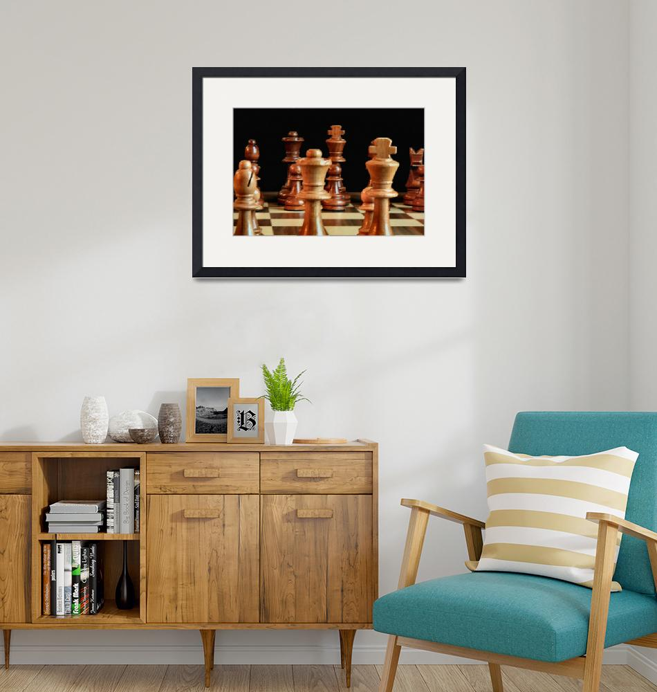 """""""Chess""""  (2010) by patsphotos"""