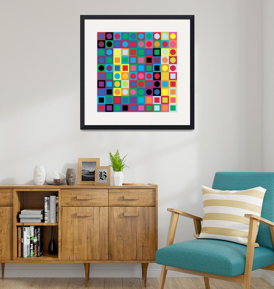 """Vasarely 1""  (2014) by jvorzimmer"