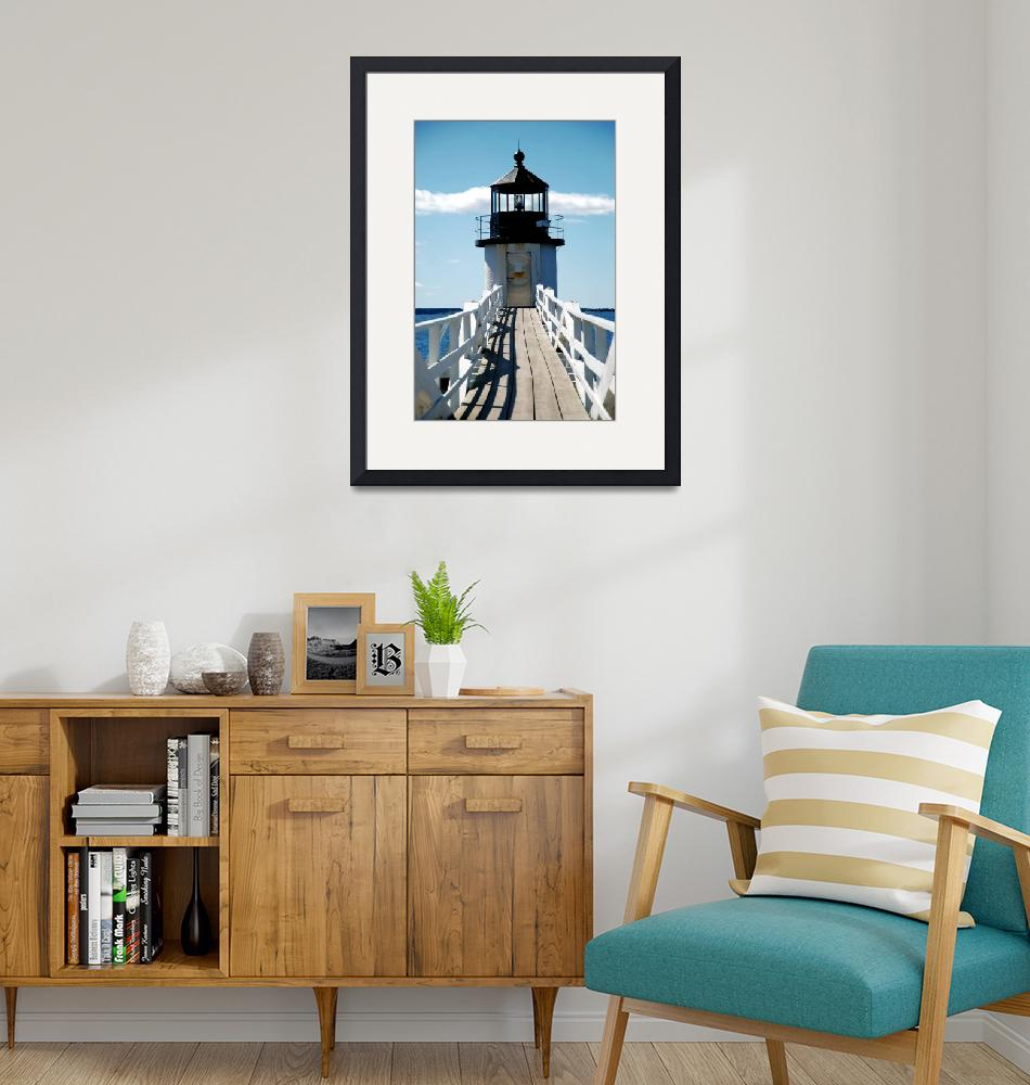 """Marshall Point Lighthouse""  by doncon402"